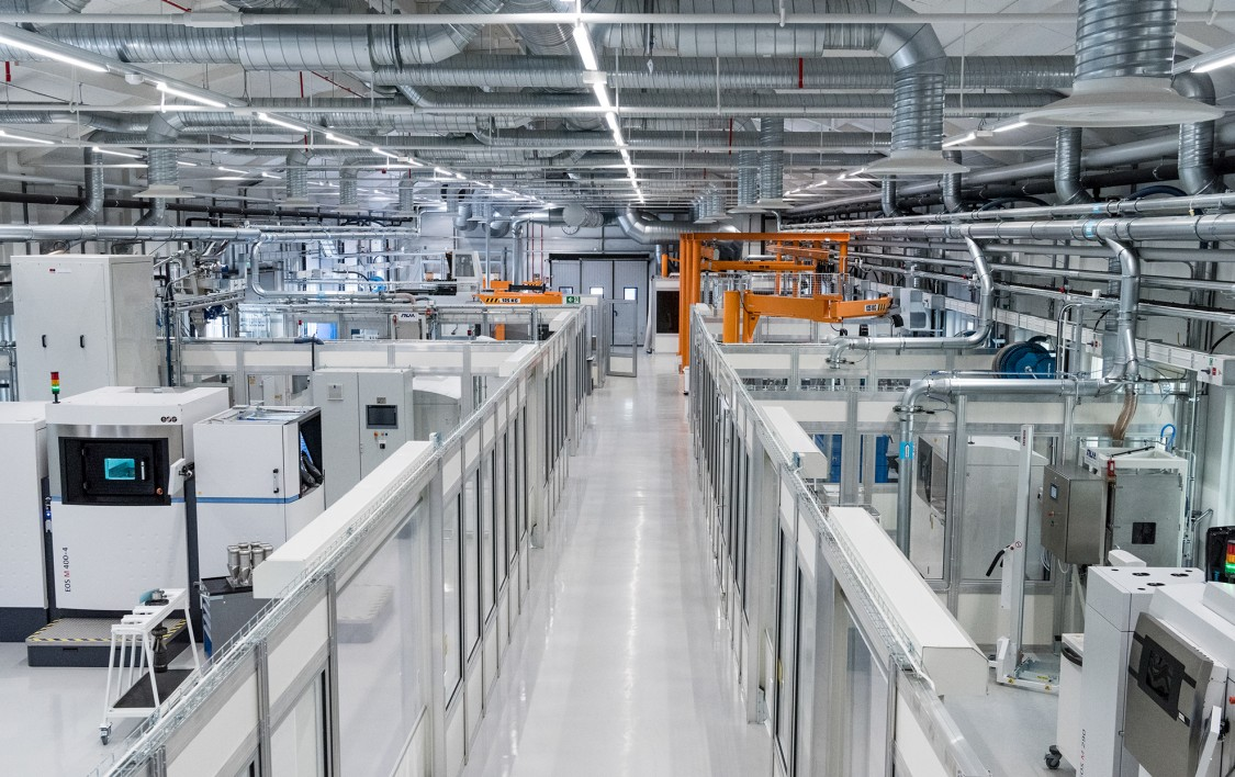 Additive Manufacturing Workshop in Finspang