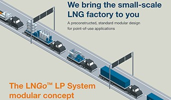 We bring the small-scale LNG factory to you