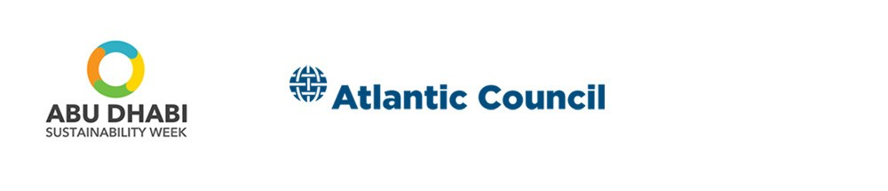 ADSW and Atlantic Council logos