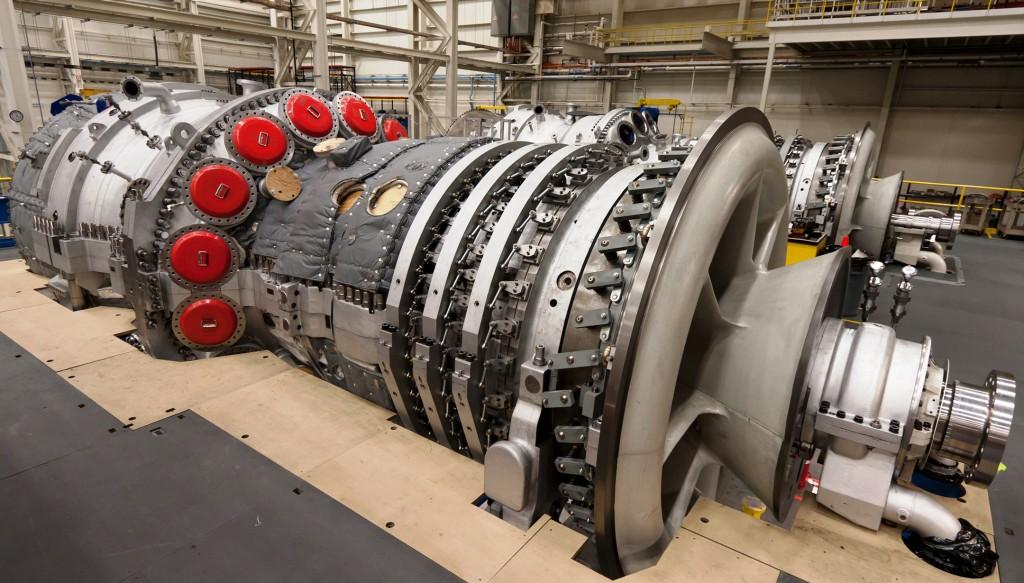 SGT6-5000F gas turbine