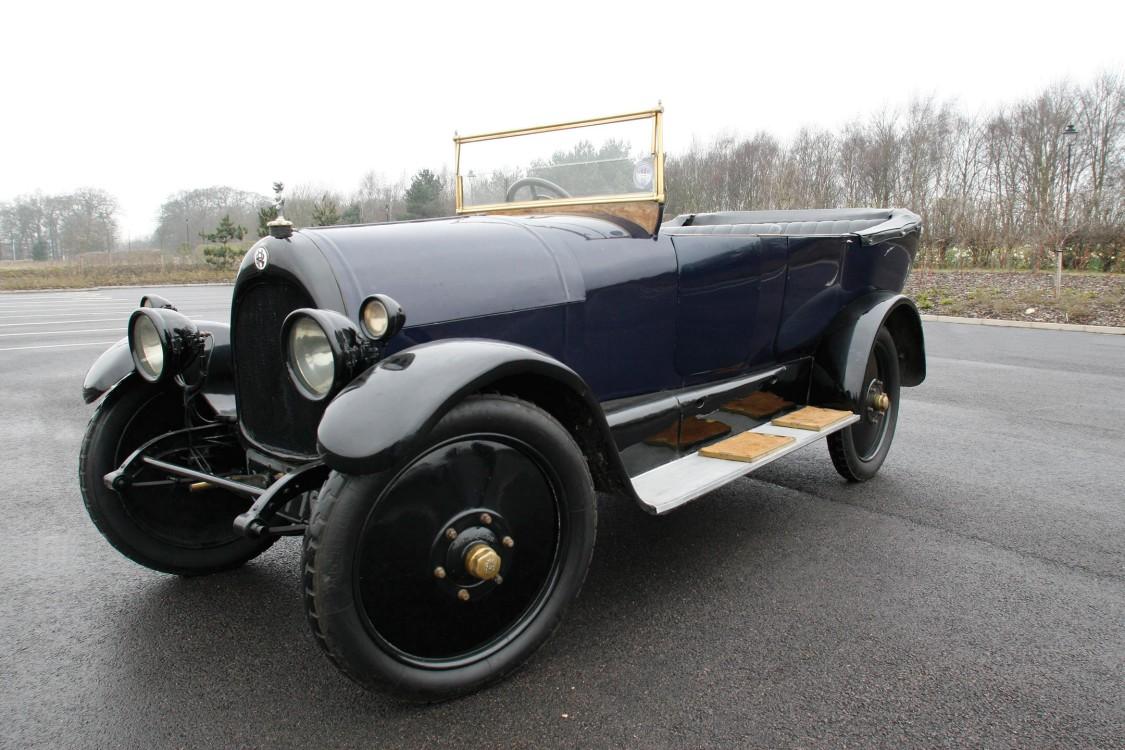 Ruston Car