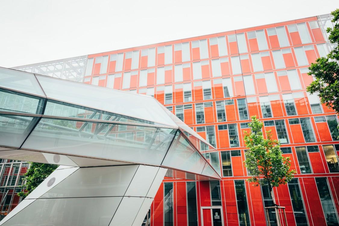 Uniper Hauptsitz in Düsseldorf