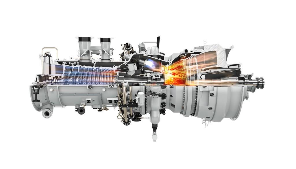SGT-700 gas turbine
