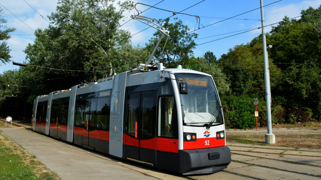 Photo of a system-tram