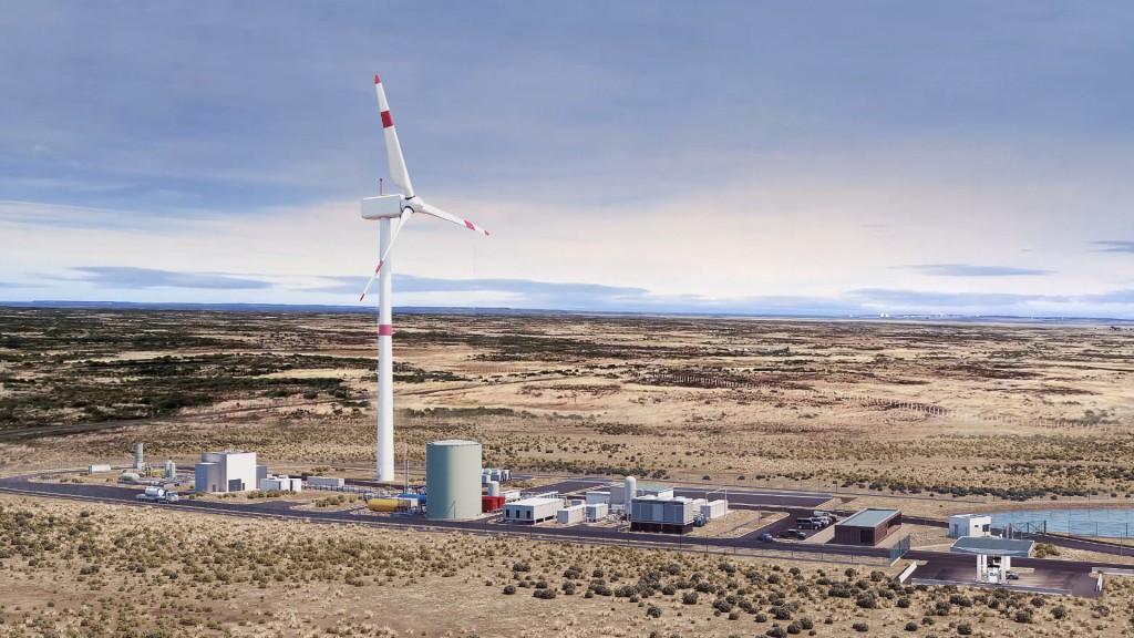 Baubeginn für weltweit erste integrierte kommerzielle Anlage zur Herstellung CO2-neutralen Kraftstoffs in Chile
