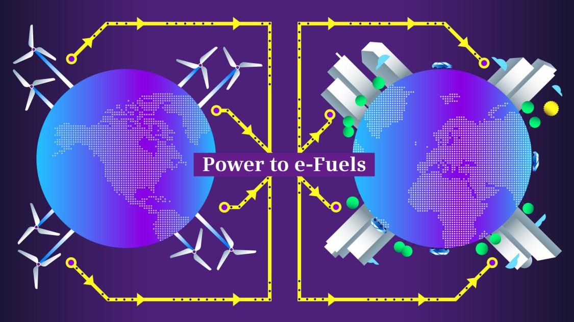 Siemens Energy efuel Hub