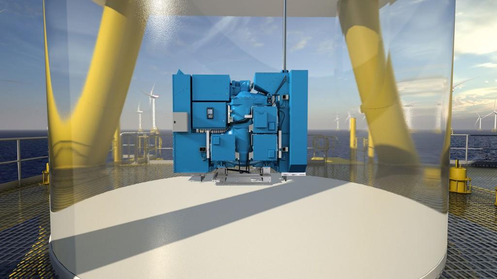 Bringing zero-F-gas technology offshore