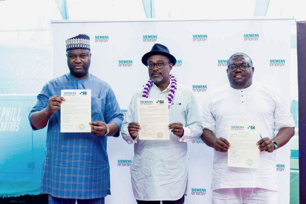Siemens Energy partners with GIL Automation to expand local content development in Nigeria