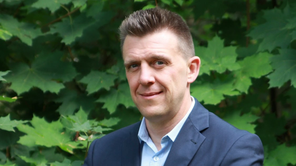 Alexander Rentschler, Head of Product Lifecycle Management at Siemens Energy Transmission Solutions