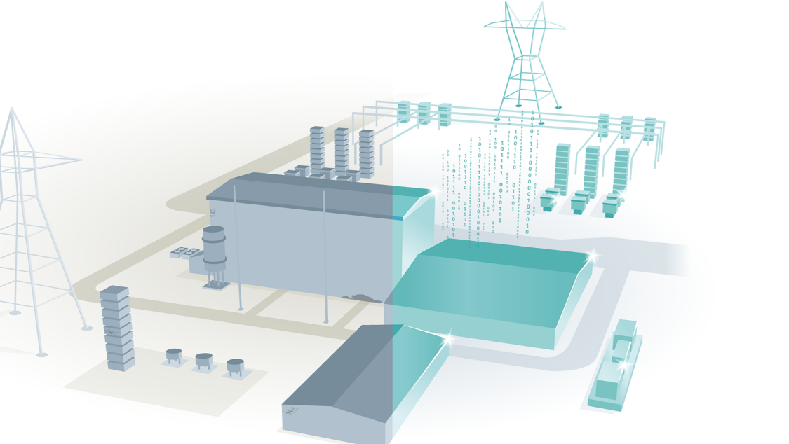 Whenever a high-voltage DC transmission system, a FACTS compensation system or HV-substation requires refurbishment or an upgrade, Siemens provides expert support right from the start.