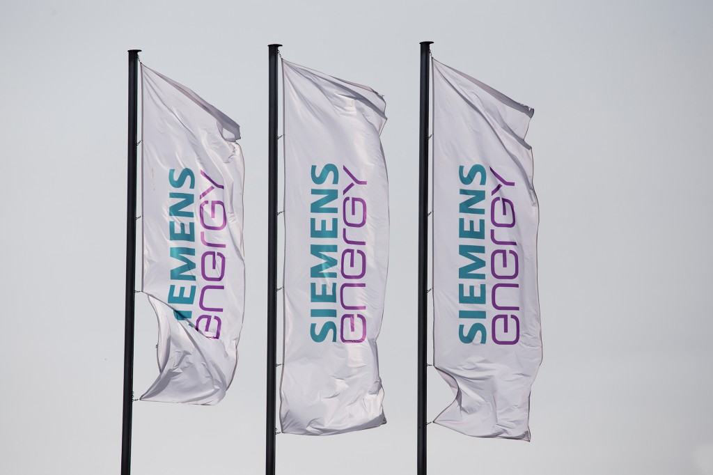 Siemens Energy Flags