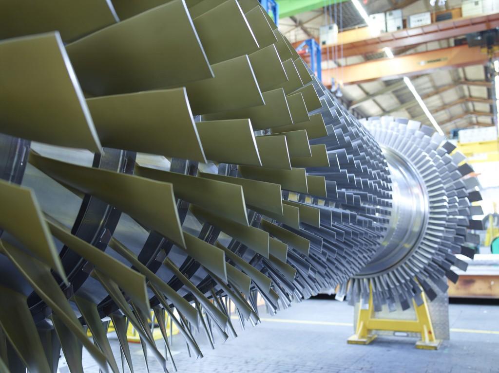 Siemens schließt Generalüberholung in ungarischem Kraftwerk ab