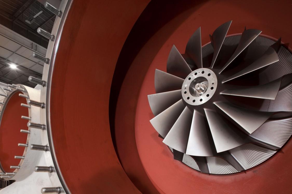 Integrally Geared Centrifugal Compressors