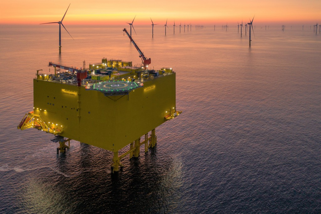 BorWin3: Siemens hands over fifth North Sea grid connection to TenneT
