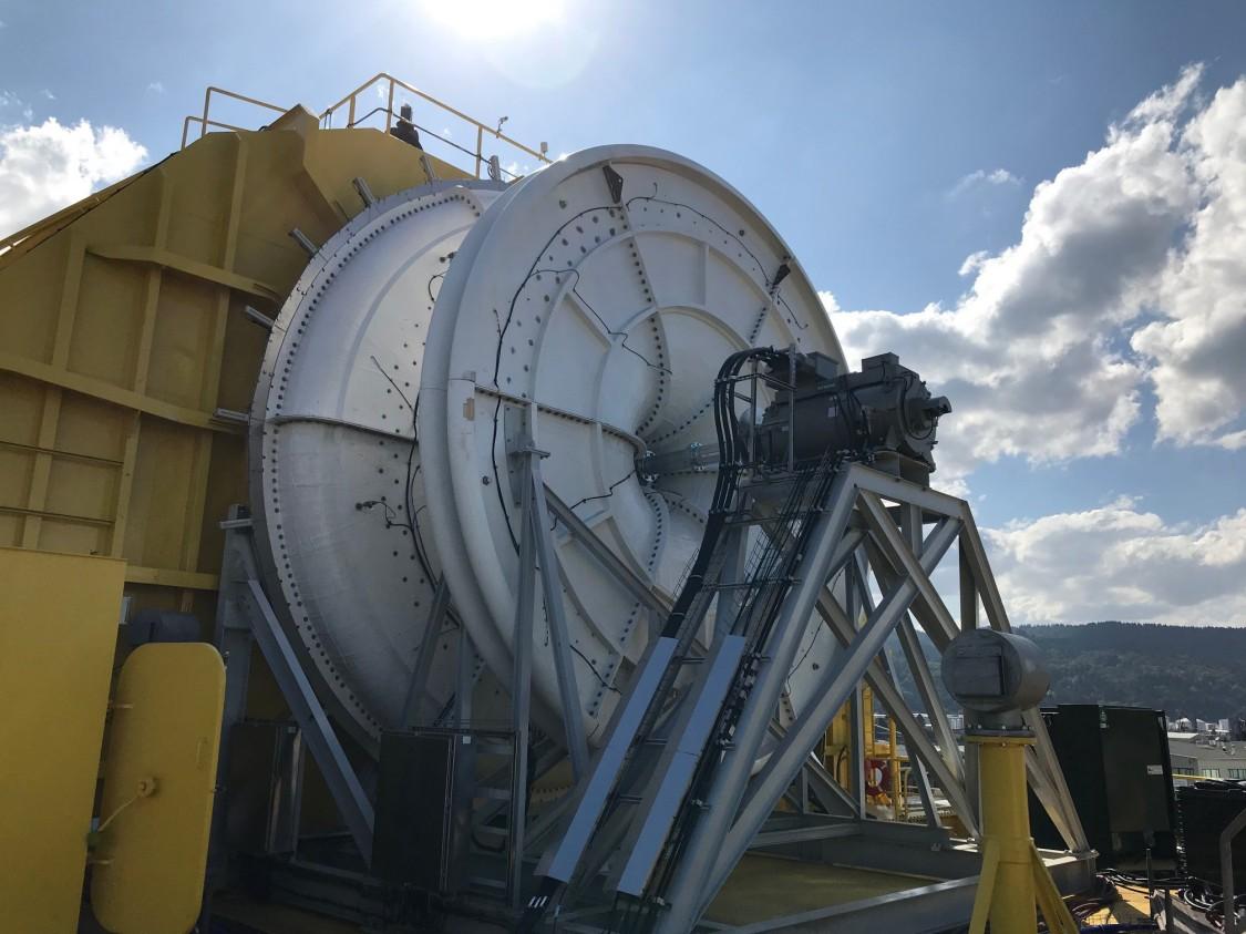 HydroAir turbine