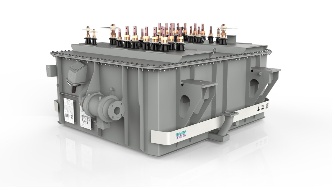 AC DC Traction Transformer