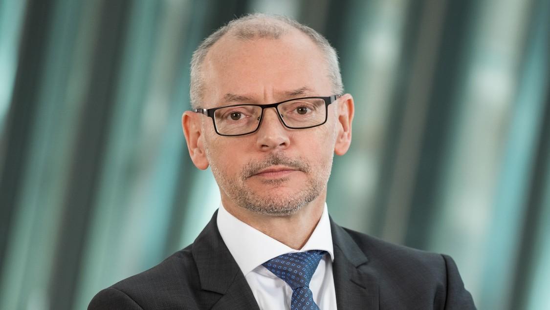 Armin Schnettler, CEO New Energy Business, Siemens Energy