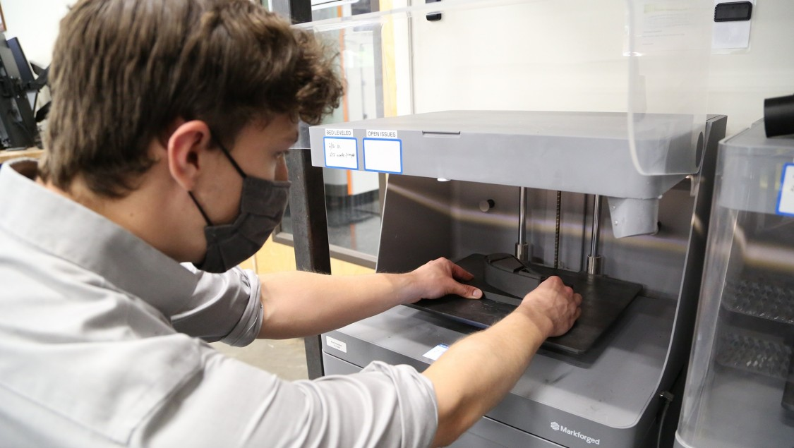Rapid Prototyping & Machining Services