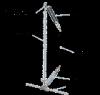 Externally gapped line arrester (EGLA)