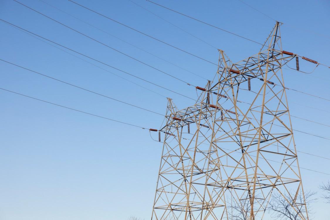 Minnesota Power transmission lines