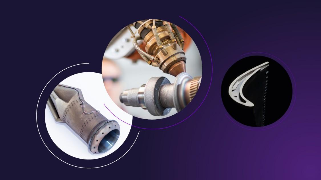 Webinar: AM Repair Technologies for the Energy Industry