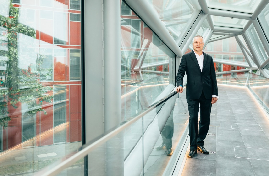 Andreas Schierenbeck CEO Uniper