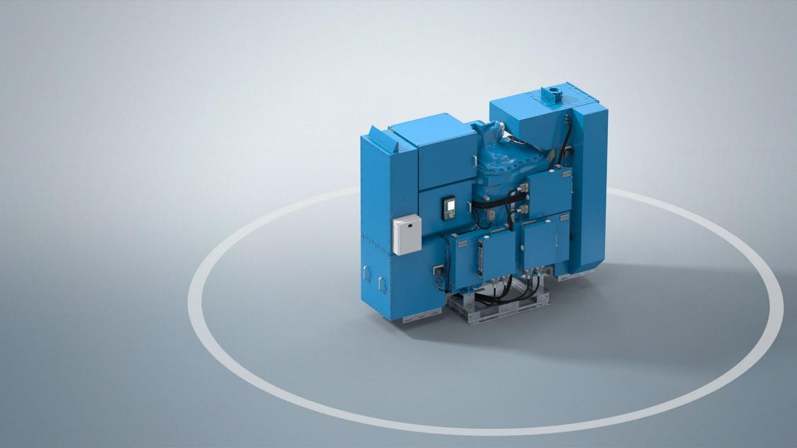 8VM1 blue GIS 72.5 kV