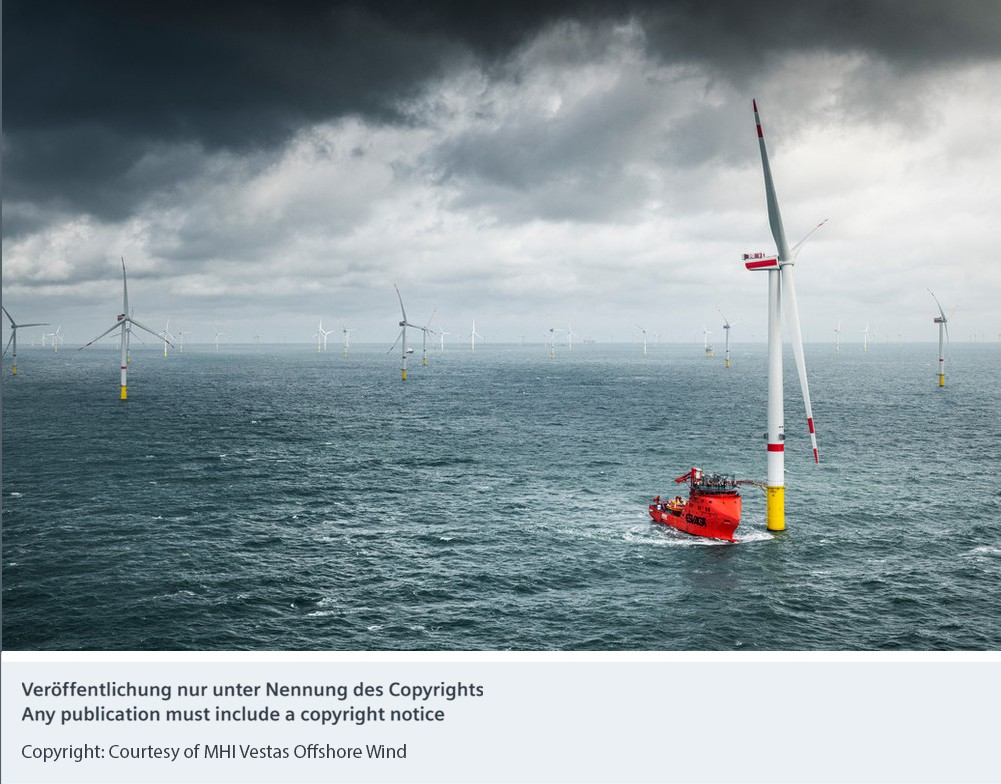Siemens Energy to deliver transformers to Scotland's largest offshore wind farm
