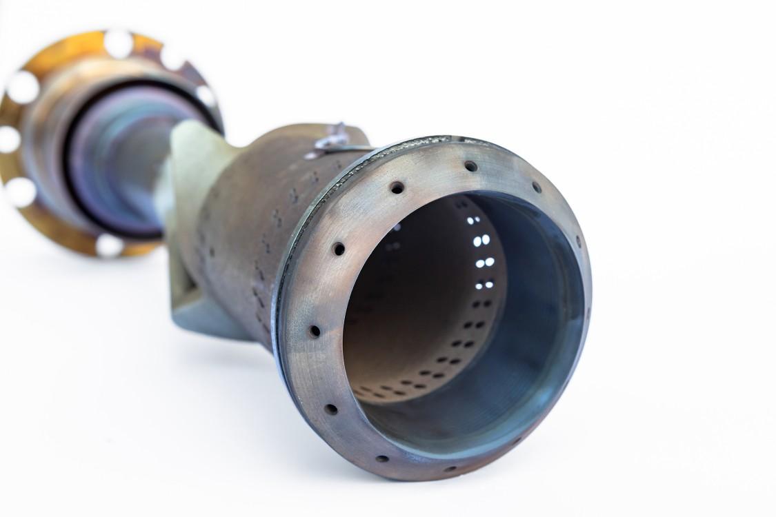 3D printed burner