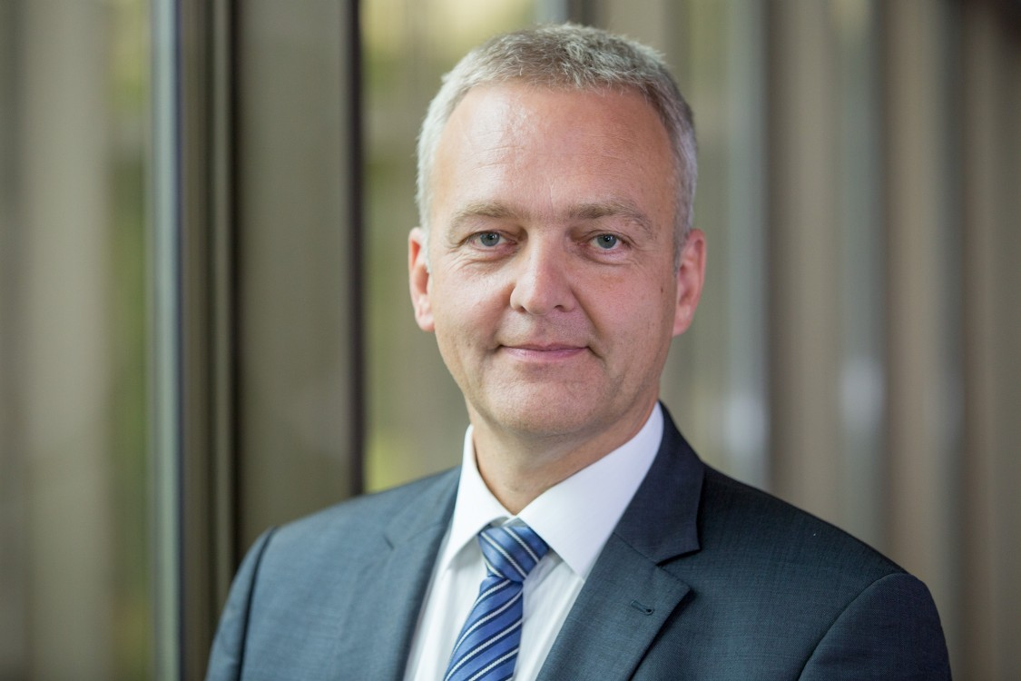Ludger Meier, Head of Operations and Engineering at the German grid operator Amprion
