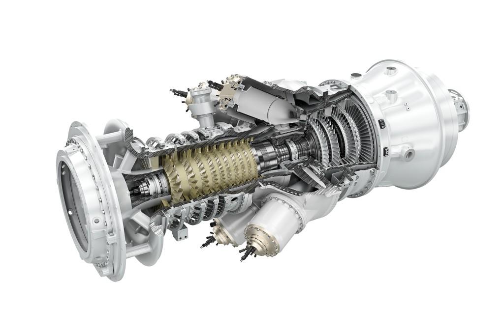 SGT-300 gas turbine