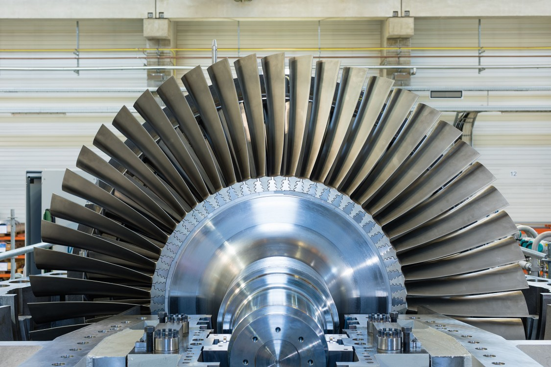 steam turbine rotor