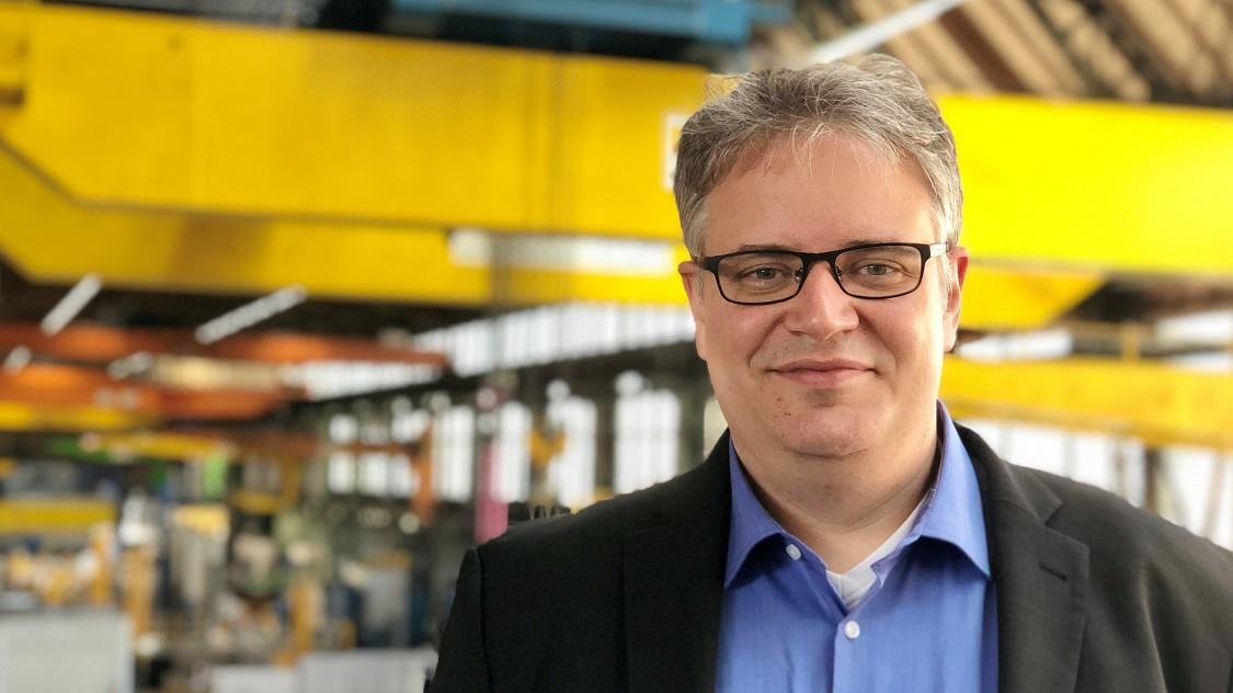 Arik Ott, Siemens Energy
