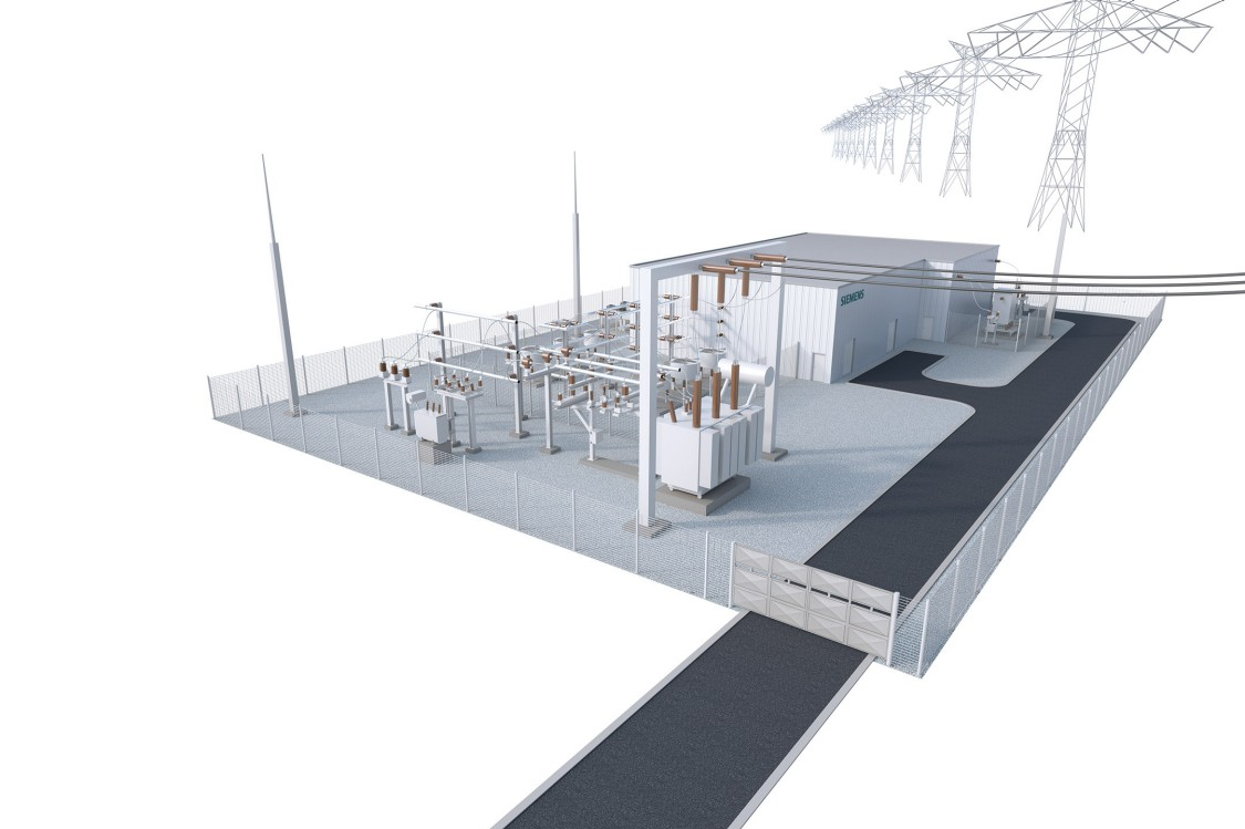 STATCOM station