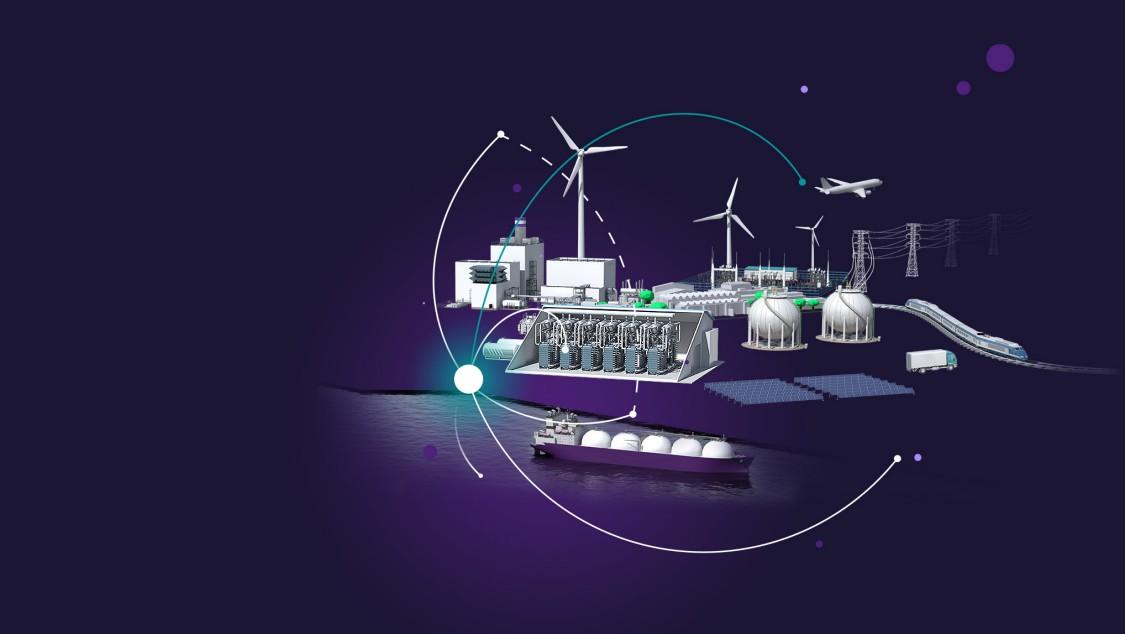 hydrogen solutions