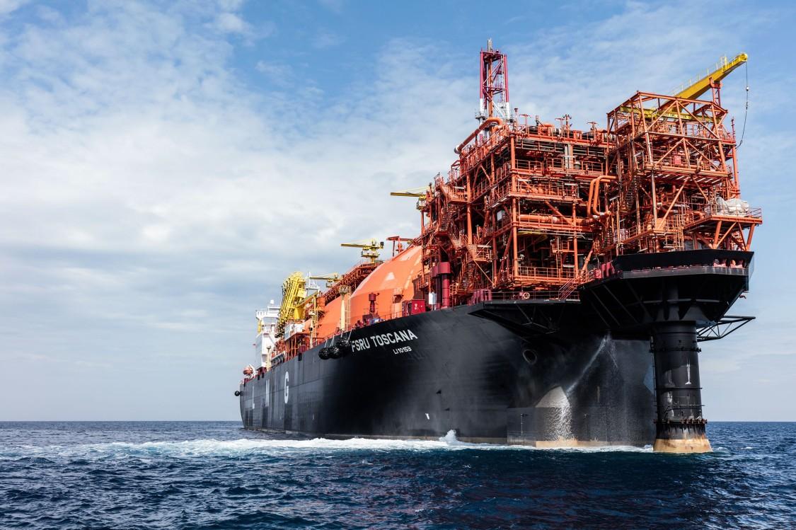 LNG Terminal Offshore LNG Toscana S.p.A. (OLT)
