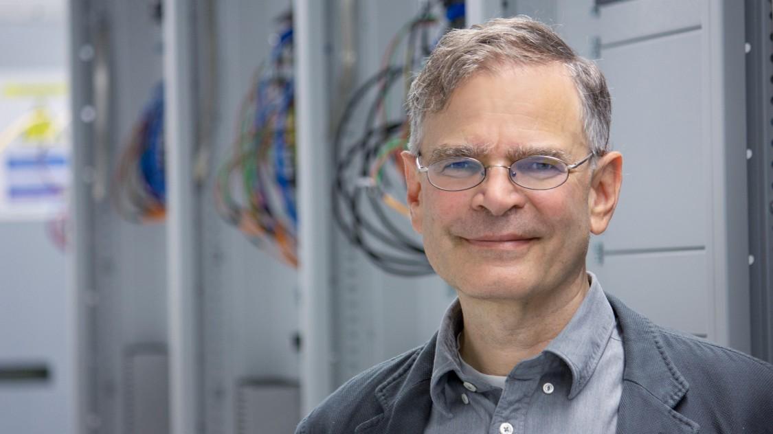 Portrait of Stefan Lichtenberger from Siemens Energy