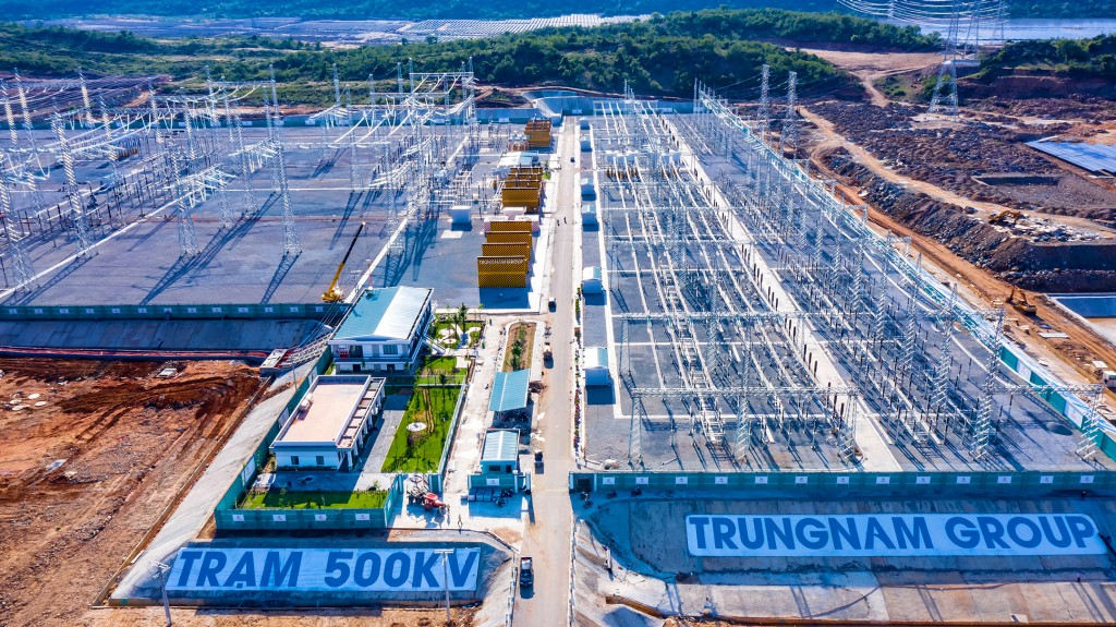 Successful commissioning of Power Substation for Solar Power Plant in Vietnam