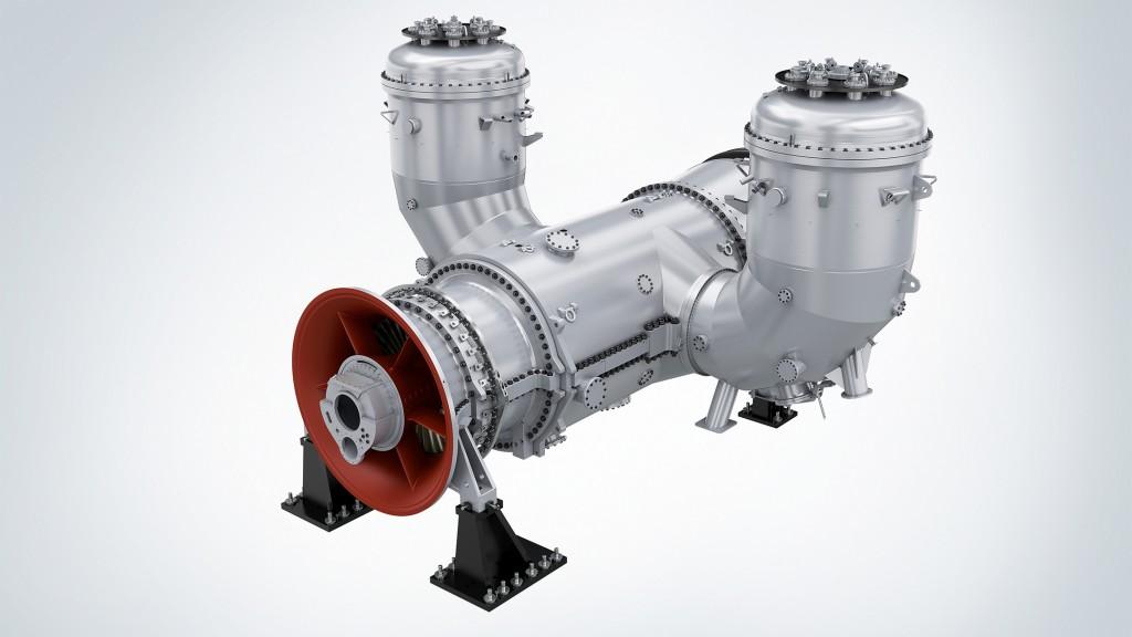 SGT5-2000E gas turbine