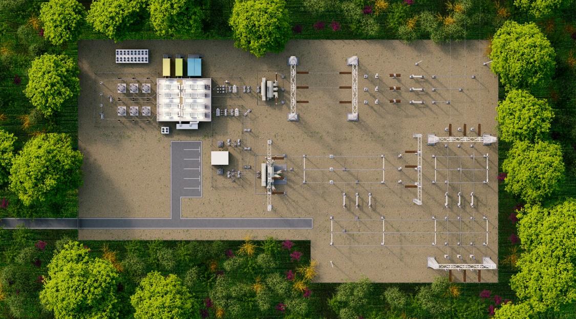 UPFC PLUS substation enhances transmission grid stability