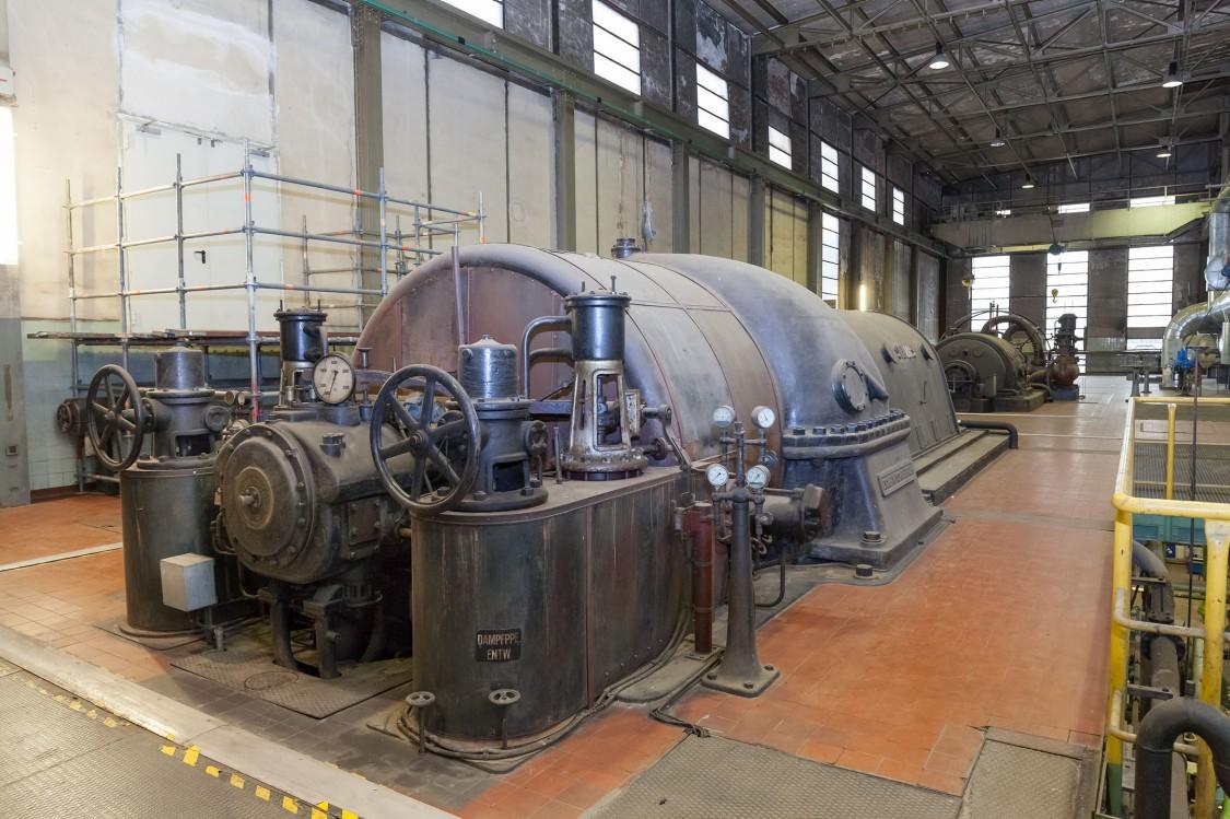 SST-600 steam turbine