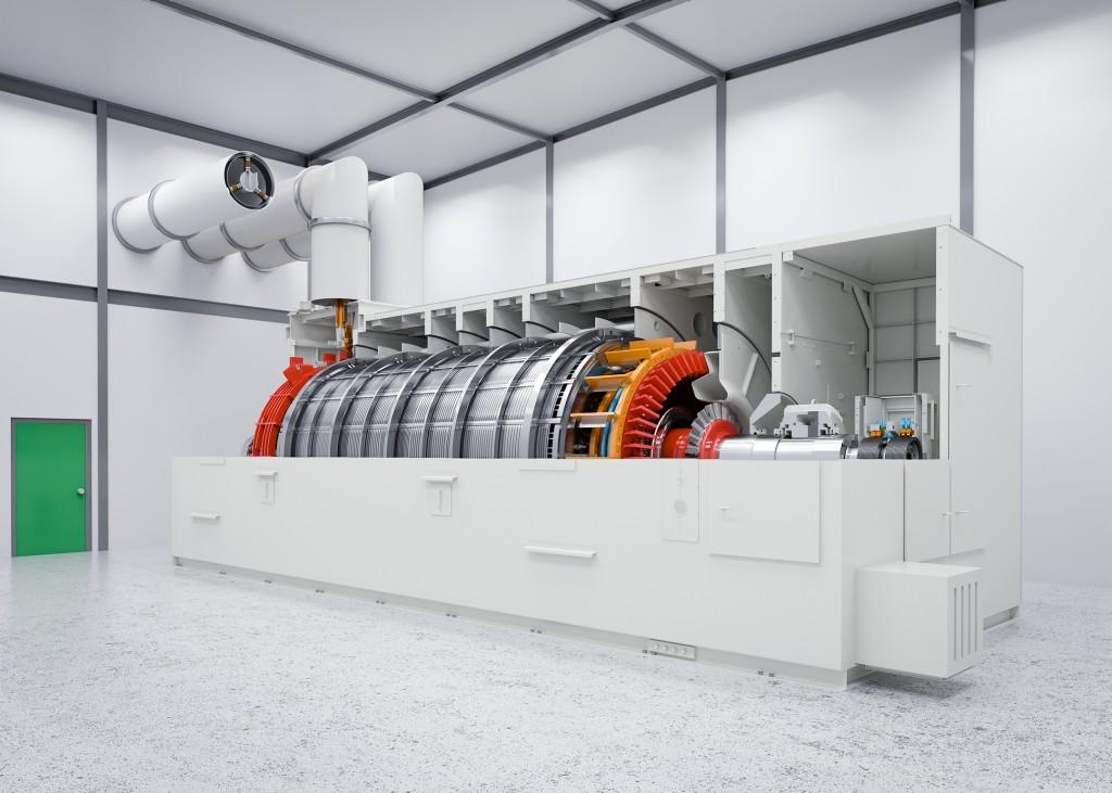 Siemens Synchronous Condenser