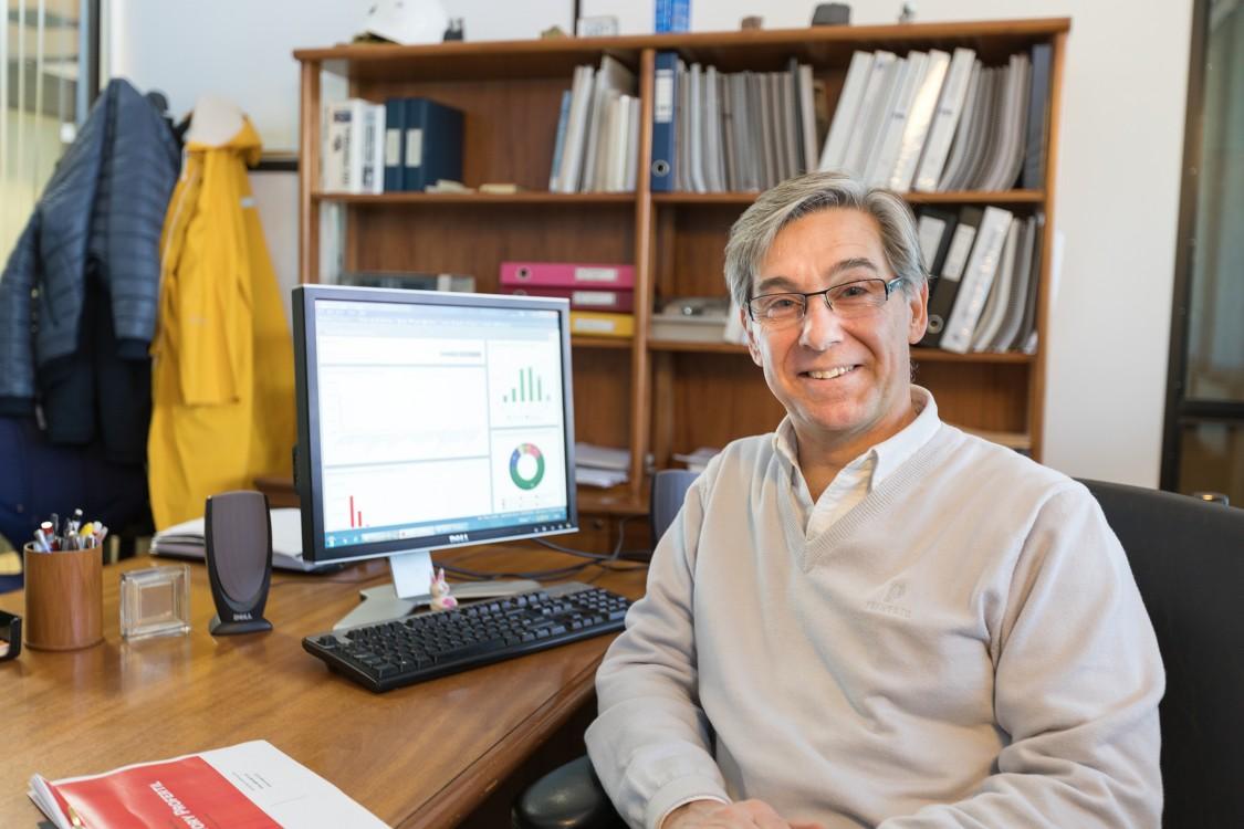 Claudio Pérez, Reliability and Inspection Supervisor at fertilizer manufacturer  Profertil