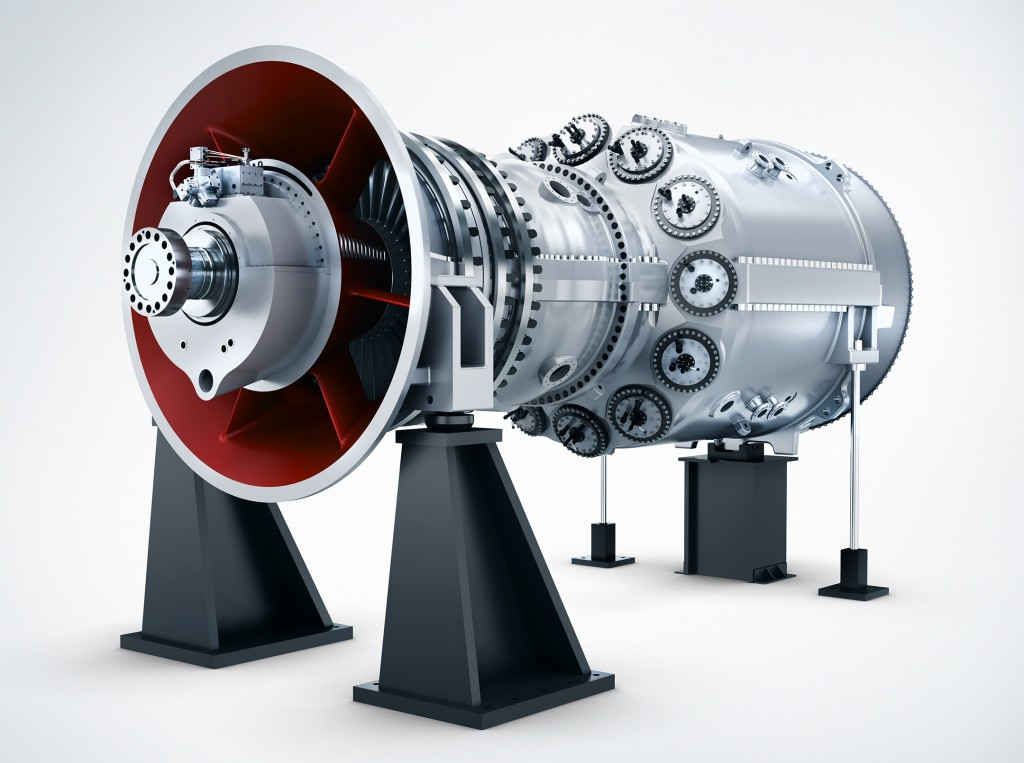 Siemens' SGT-750 turbine offers customers lower life cycle costs compared to competing turbines in the industry.
