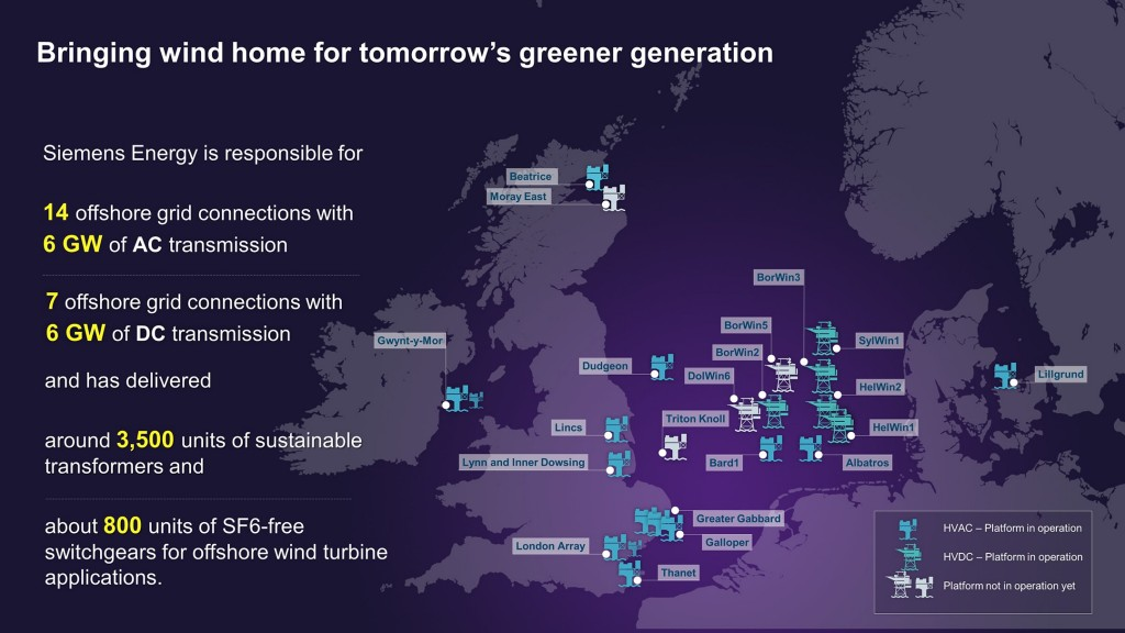 Bringing wind home for tomorrow's greener generation