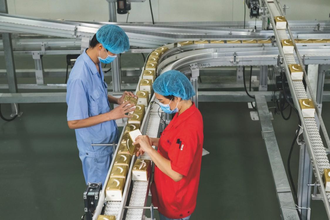 Shanghai Orient Champion Paper factory