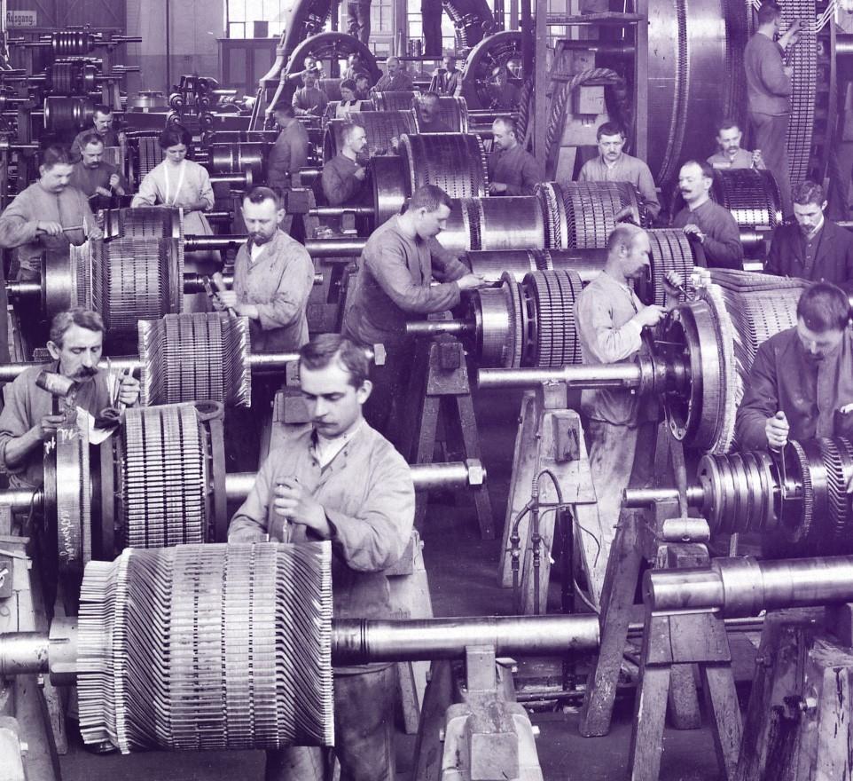 History of Siemens Energy