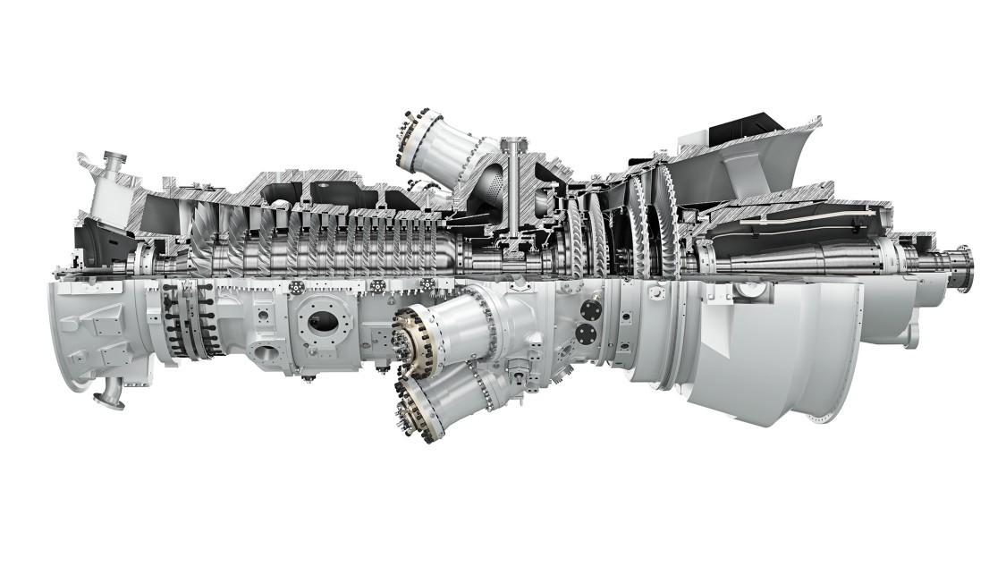 sgt-750 industrial gas turbine
