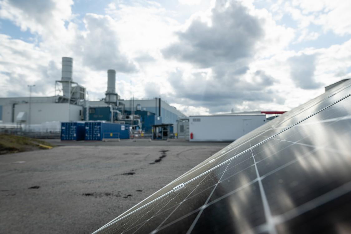Zero Emission Hydrogen Turbine Center, Finspång, Sweden