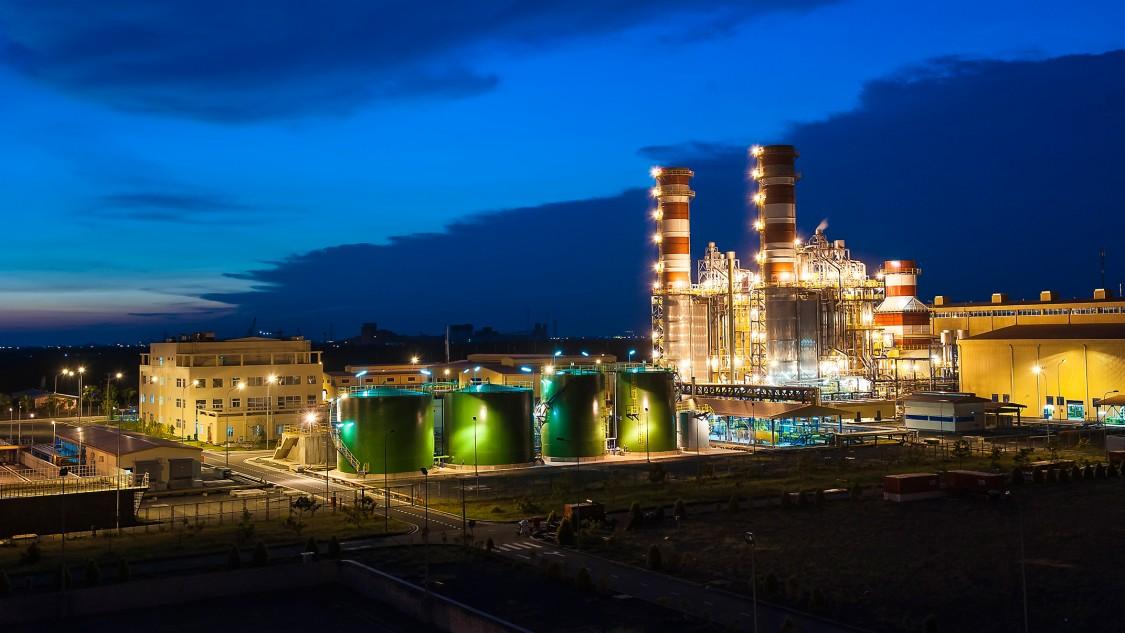 GuD-Kraftwerk Nhon Trach 2 (Vietnam)